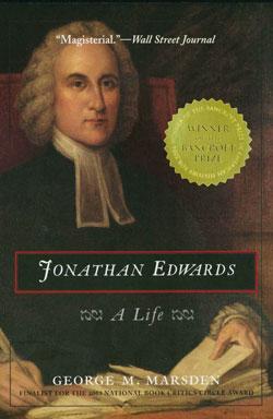 Jonathan Edwards: a life